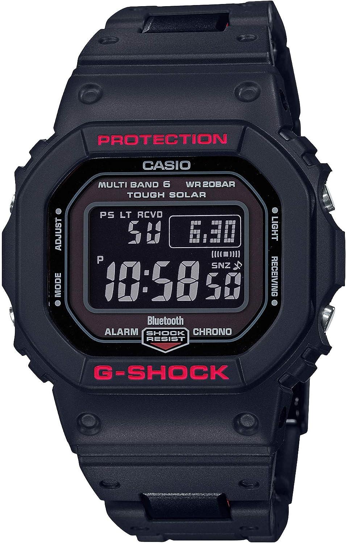 Casio G-SHOCK GW-B5600HR-1JF Bombing Award-winning store free shipping Radio Solar Domestic G Watch Japan