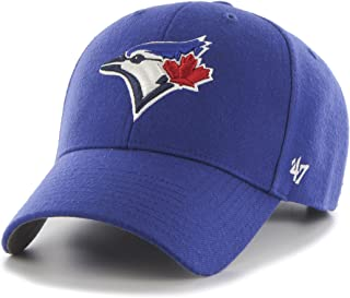 '47 MLB Toronto Blue Jays MVP Adjustable Hat, One Size