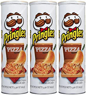 Pringles Chips - Pizza - 5.96 oz - 3 pk