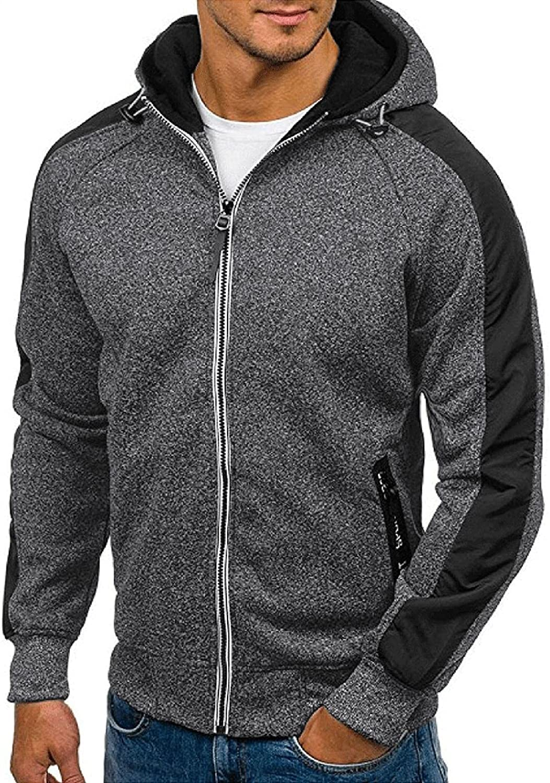 Aayomet Men's Pullover Hoodies Long Sleeve Hooded Sweatshirts with Pocket Casual Sport Sweaters Tee Shirts Tops