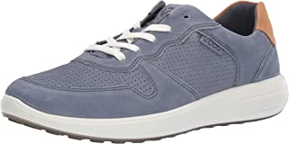 ECCO Men's Soft 7 Runner Perforated Sneaker