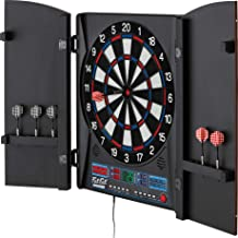 Fat Cat Electronx Electronic Dartboard, Built In Cabinet, Solo Play With Cyber Player,..