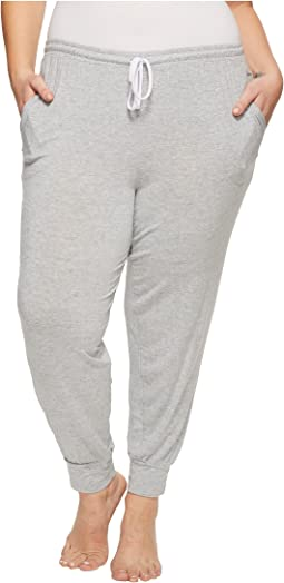 Plus Size Lounge Jogger Pants