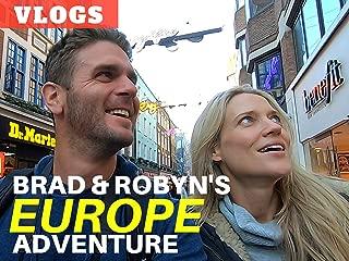 Brad & Robyn's Europe Adventure Vlogs
