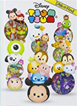Disney - Mickey Mouse , Minnie Mouse, and More! Tsum Tsum Look and Find - PI Kids