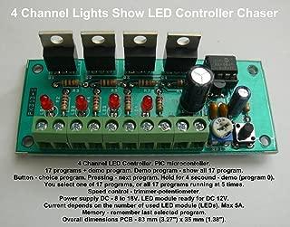 HOBBY KIT 4 Channel Lights Show LED Controller Chaser HK9984