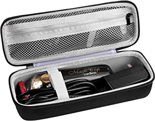 Case Compatible for Wahl Professional 5-Star Cord/Cordless Magic Clip #8148#8491#8331#8591 and Accessories(Box Only)