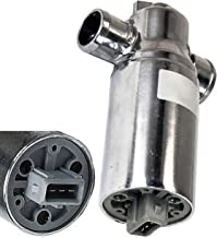 APDTY 134164 Fuel Injection Idle Air Control Valve IAC Fits Select BMW/Saab (Replaces 13411744713, 13 41 1 744 713)