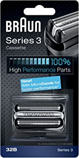 Braun Series 3 32B Electric Shaver Head Replacement Cassette