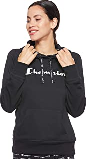 Champion Womens 111276 KK001NBK Hooded Sweatshirt 111276 KK001NBK