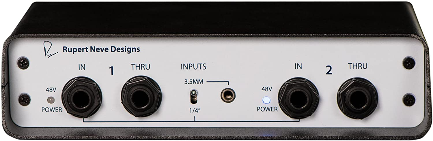 Rupert Neve Designs 2021 autumn and winter new RNDI-S DI Transformer Fees free!! Stereo Active