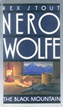 The Black Mountain (A Nero Wolfe Mystery Book 24)