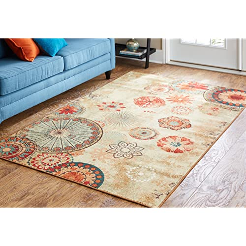 Indoor Outdoor Rug In Blue Amazon Com