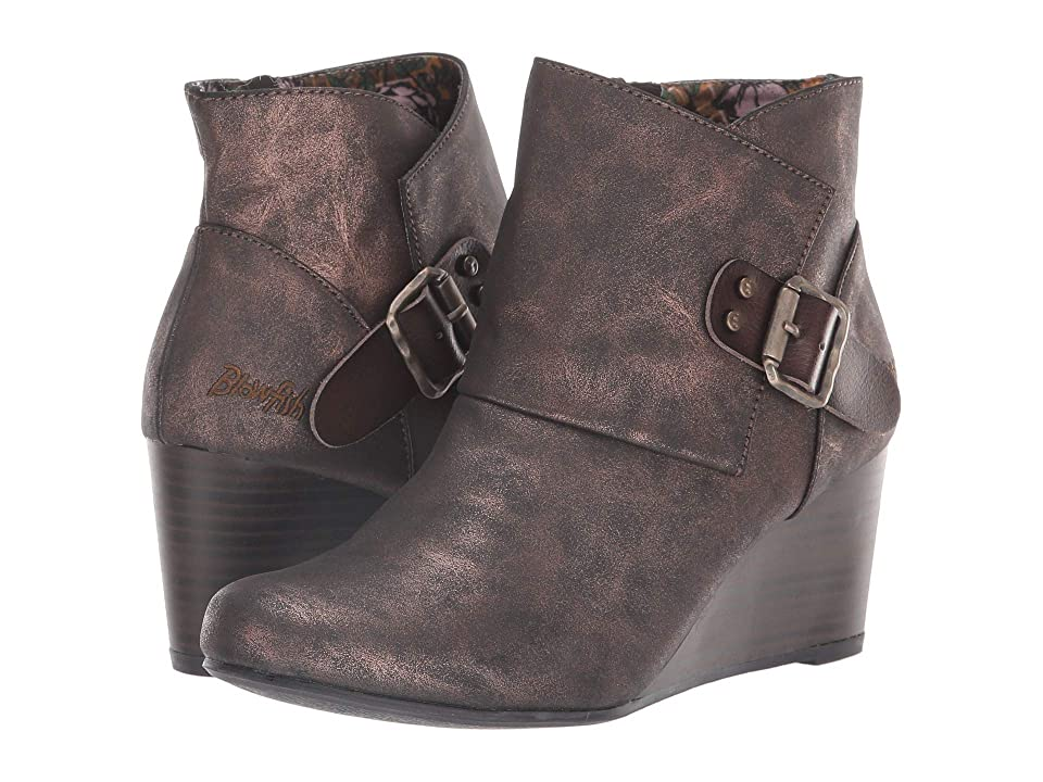 Blowfish Baldwin (Bronze Slay Bell Metallic) Women