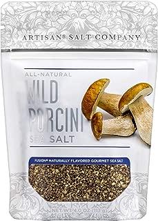 SaltWorks All-Natural Wild Porcini Sea Salt, 4 Oz