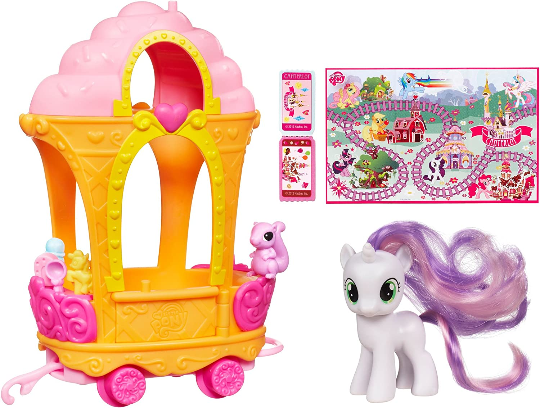 Hasbro My Little Pony Sweetie Belle's Ice Cream Train Car