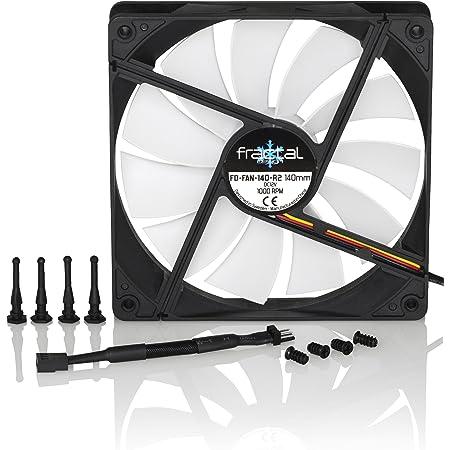 Fractal Design Silent Series R2 140mm Cooling Fan FD-FAN-SSR2-140