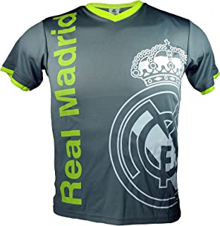 Rhinox Group Real Madrid Official Soccer Youth Poly Jersey -05