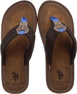 US Polo Men's Weber Hawaii Thong Sandals
