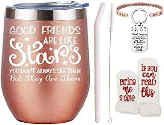 Good friends are like stars you don't always see them but they are there 5-piece set