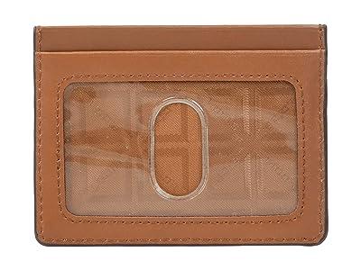 Lodis Accessories Audrey RFID Mini Card Case (Sequoia/Papaya 1) Credit card Wallet