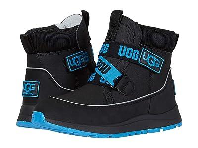 UGG Kids Tabor Waterproof (Toddler/Little Kid/Big Kid) (Black) Kid