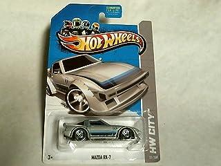 Hot Wheels 2013 HW City Night Burners Mazda RX-7 Treasure Hunts 22/250 X1677