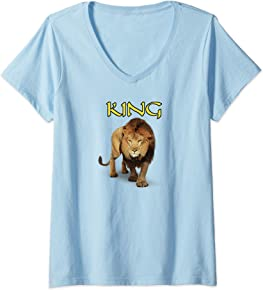King V-Neck T-Shirt