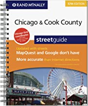 Rand Mcnally 2009 Chicago & Cook County Street Guide (Rand Mcnally Street Guide) (English and Spanish Edition)
