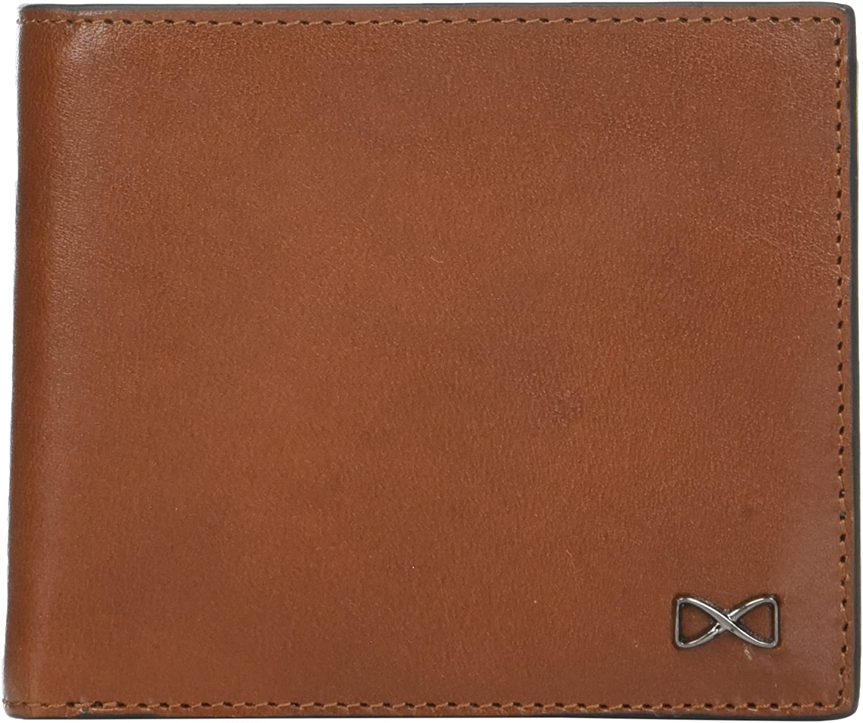Trafalgar Men's RFID 100% Leather Wallets