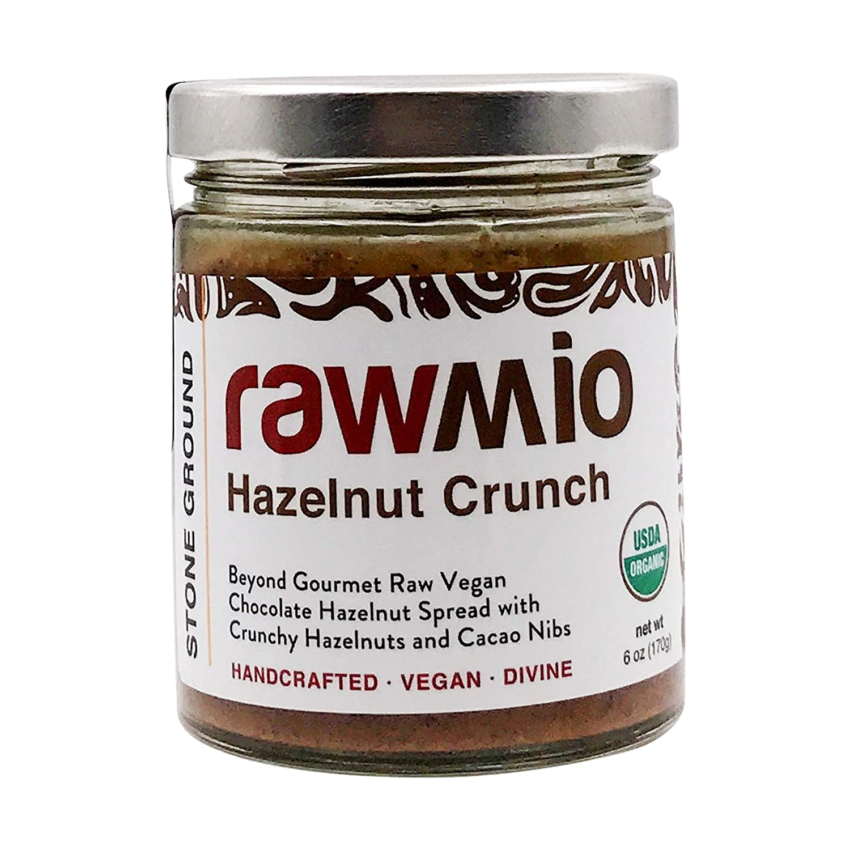 Rawmio Max 61% OFF excellence Spread Hazelnut Crunch Ounce 6