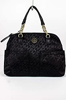Tommy Hilfiger Women's Tote Bag, Black