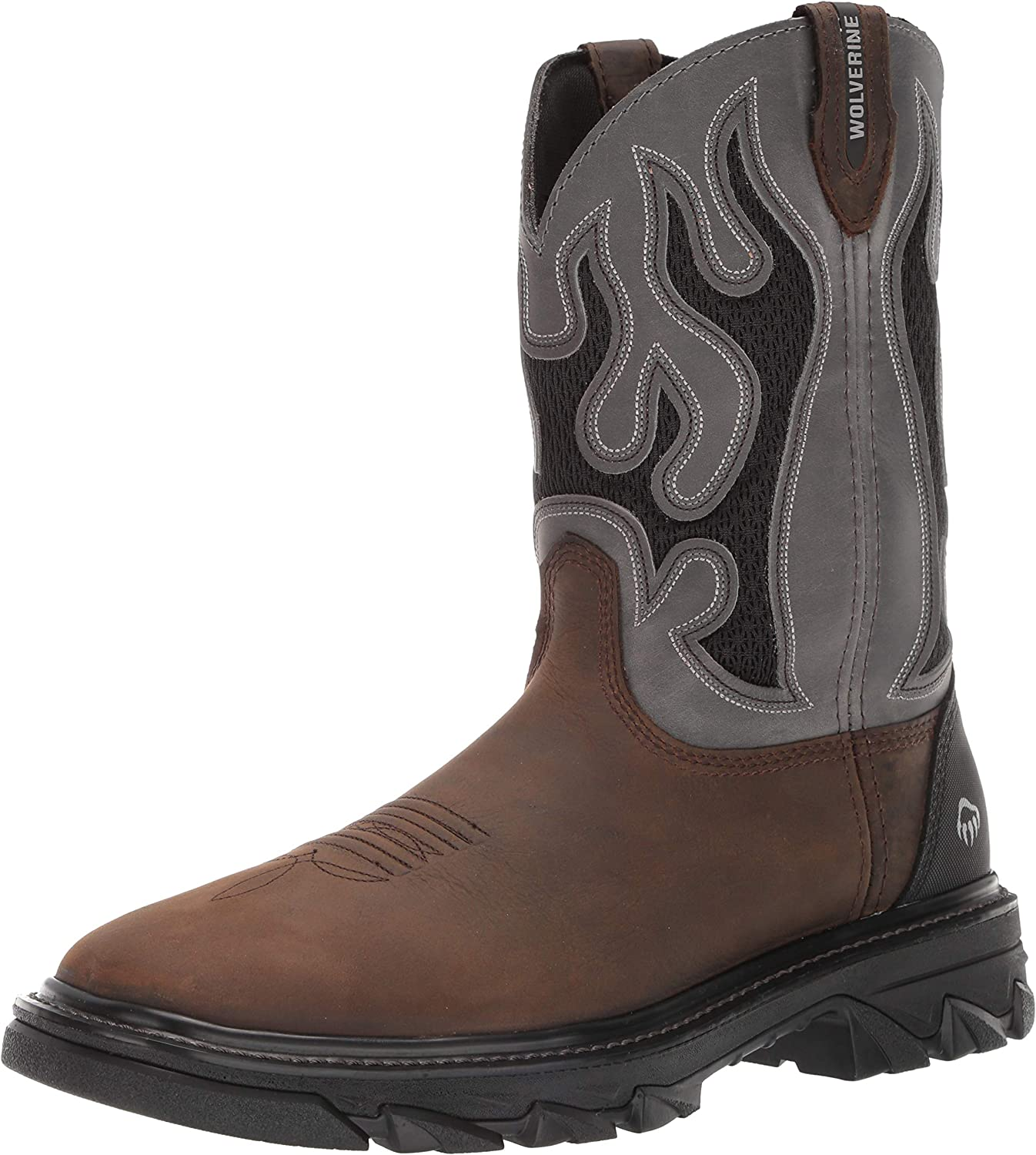 Wolverine Men's Ranch King Industrial shoes