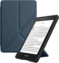 Sponsored Ad - MoKo Case Compatible with Kindle Paperwhite (10th Generation, 2018 Releases), Standing Origami Slim Shell C...