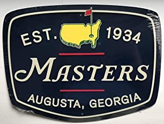 Masters golf Pub Sign garage or bar augusta national undated pga new