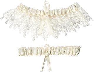 10150dffa3d Hortense B. Hewitt Wedding Accessories Timeless Treasure Bridal Garter Set