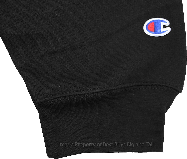 Champion Big /& Tall Men/'s Crewneck Fleece Sweatshirt