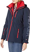 tommy hilfiger 3 in 1 systems jacket women's
