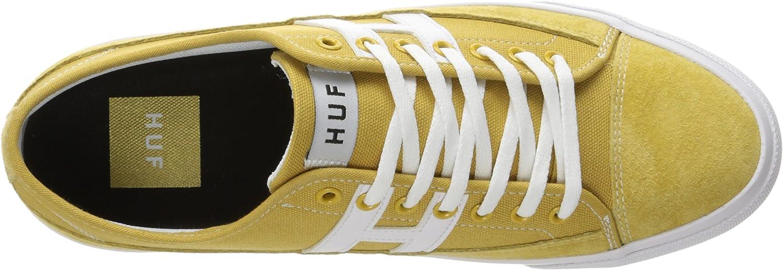 HUF Mens Hupper 2 LO Skateboarding Shoe