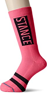 Best pink stance socks Reviews