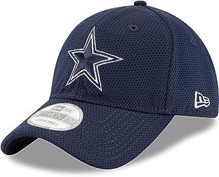 NFL Dallas Cowboys Men's New Era Perf Shore Cap, Navy, OSFA