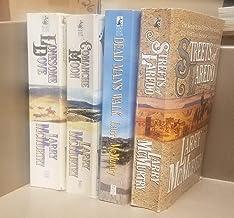 The Lonesome Dove Saga: 4 Novels - Dead Man's Walk, Comanche Moon, Lonesome Dove, Streets of Laredo