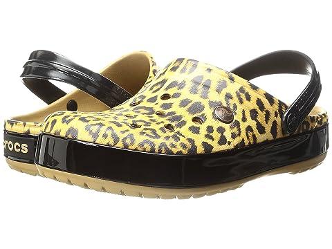 664abc05575e1 Crocs Crocband Leopard II Clog at 6pm