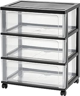 Best black 3 drawer chest Reviews