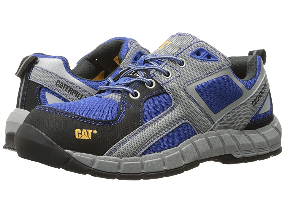 Caterpillar Gain Steel Toe (Blue) Men