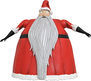 DIAMOND SELECT TOYS The Nightmare Before Christmas: Santa Claus Action Figure