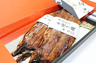 炭火手焼き鰻 堀忠 国産 炭火手焼き鰻 中サイズ2尾セット