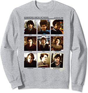 Stranger Things Day Hawkins High School Yearbook Sweatshirt