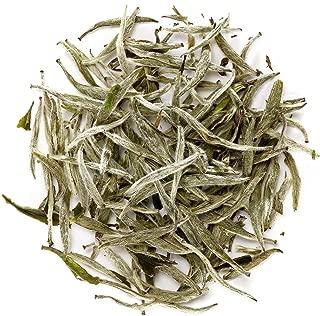Silver Needle White Tea - Chinese Silver Tip Tea - Bai Hao Yin Zhen - White Tips Tea China - Baihao Yinzhen Loose Leaf 100g 3.5 Ounce