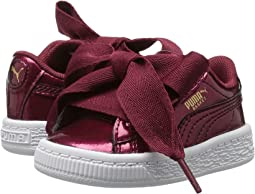 Puma Kids - Basket Heart Glam (Toddler)